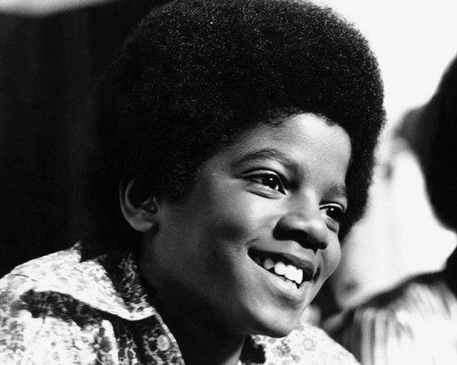 Micheal Jackson da Bambino