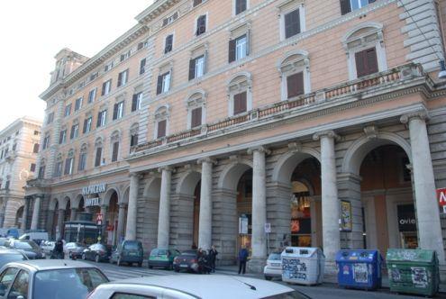 Piazza Vittorio a Roma