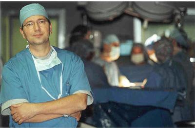 Senatore Ignazio Marino - Medico Chirurgo