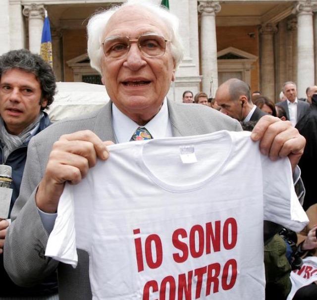 Marco Pannella, Io sono contro